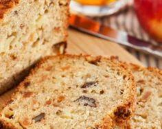 Cake diététique aux pommes, fruits secs et son d'avoine sans matières grasses : Savoureuse et équilibrée   Fourchette & Bikini