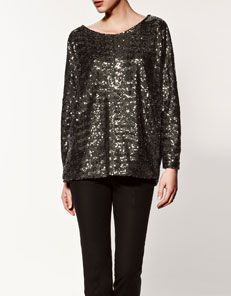 can't get enough sequin sweaters