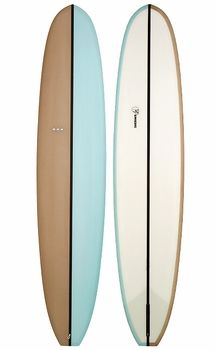 KookBox Haffey Model 9'0 available in store and online at www.thaliasurf.com #kookbox #surf #board