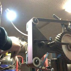 """Mike Romo on Instagram: """"Back to the grind...or still at the grind...or something metal. #ironshephedforge #blademaker #blacksmith #knifemaker #knifestagram…"""""""