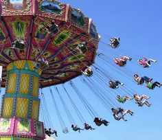 Ventura County Fair....old fashioned fun. Carnival rides, farm animal & agricultural exhibits, homemade food contests, music,  and food, food, food!          www.heidigolff.com