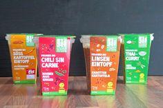 Melis bunte Studentenküche: Vegane Bio-Produkte der Küchenbrüder