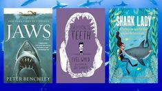 You're Gonna Need a Bigger Shelf: Shark Week Reads