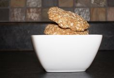 The Rawtarian: Easy almond pulp cookies - good way to use nut pulp after making nut milk. No need to waste anything!!