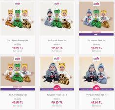 MarkandMiss.com Bebek Giyim Mark&Miss, bebek giyimi üzerine kurulan bir Devasa Ajans iştirakıdır. Bebek Kıyafetleri yüzlerce çeşit ve uygun fiyatlarla Markandmiss.com adresinde.  https://www.markandmiss.com