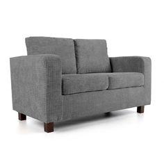 Max 2 Seater Fabric Sofa