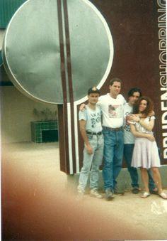 NAN BREVES TURMA DA MÔNICA EM 1990
