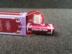 Lime Crime Velvetines - Suedeberry Unboxing
