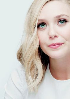 Elizabeth Olsen visit today!