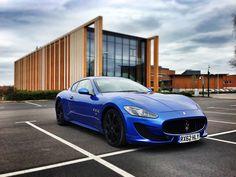 The Maserati GranTurismo Is Italian For Gorgeous