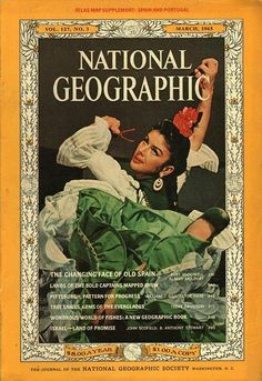 National Geographic March 1965