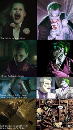 Jared Leto's Joker Wardrobe Inspiration