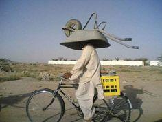 Cappello carriola