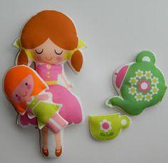 Rag dolls by Alice Apple