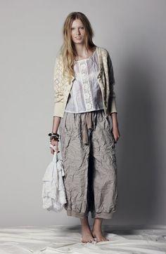 Lovin' this Swedish fashion design by ewa i walla...