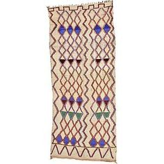 those rich pops of color! love. Moroccan Rugs | eSaleRugs