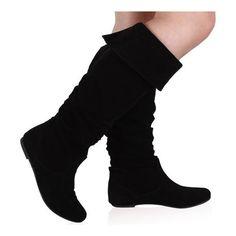 Zimné čižmy Black Suede Black Suede, Wedges, Boutique, Boots, Fashion, Crotch Boots, Moda, Fashion Styles, Shoe Boot