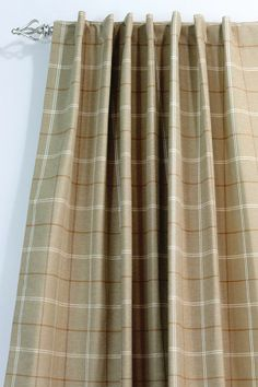 Custom Back Tab Curtain Panel   Manly Design. Home Decorators Collection.
