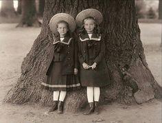 Grand duchesses Tatiana and Olga. | Tatiana Z | Flickr