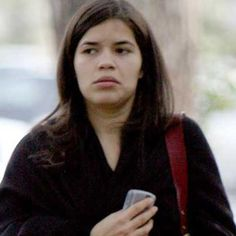 3. #America Ferrera - 35 #Shocking Pictures of Hot #Celebrities without #Makeup ... → #Beauty #Ugly
