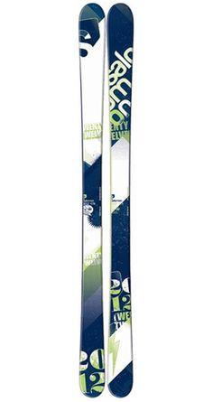 Salomon Twenty Twelve Skis 2011/12