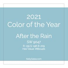 2021 Color of the Year & Energy Reading. A new year before us, with the old in our rear-view, providing plenty of 2020 hindsight to help shape our days ahead. If we allow it.