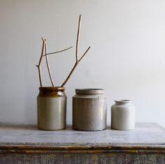 Mustard pots, ethanollie.
