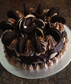 Oreo cake www.chic-dreams.co.uk