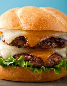 Double Burger Recipe