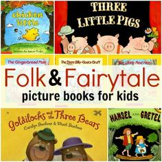 & Fairytale Books from Scholastic Book Clubs 7 Folk & Fairytale Picture Books - a few of the most recent additions to my fairy tale Folk & Fairytale Picture Books - a few of the most recent additions to my fairy tale collection Book Club Books, Book Lists, Good Books, Books To Read, Book Clubs, Preschool Books, Book Activities, Sequencing Activities, Preschool Ideas