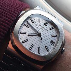 http://chicerman.com  dangordon:  Early flight #patekphilippe #5711 #nautilus #nautiluswatcher #patekgallery #patekcollector #patekaholic #geraldgenta #patek #hautehorlogerie #horology #watchesofinstagram #wristi #watchnerd #instawatch #watches #watchoftheday #wruw #womw #montres #luxurywatches #wristporn #uhren #wis by youreterrific1 http://ift.tt/1YkJIy2  #menshoes