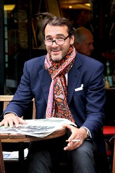 foulard and pocket square. Italian Style. Menswear. men. fashion