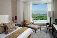 Habitación del hotel Grand Luxxe Nuevo Vallarta.
