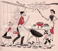 Better Homes and Gardens - Barbecue Book 1959