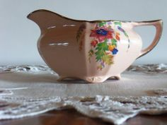 Taylor Smith Taylor Vintage Creamer by SassamaFrass on Etsy, $12.00