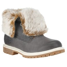 Women's Timberland® Faux Fur Fold-Down Boots - Timberland