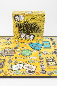 It's Always Sunny in Philadelphia Game  #UrbanOutfitters