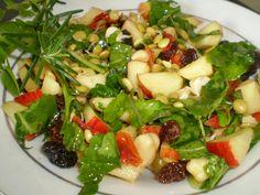 AnaPaulaAraújo -Nutricionista Funcional: Salada Tropical