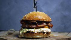 Dit is mijn recept voor de ultieme hamburger van de BBQ!