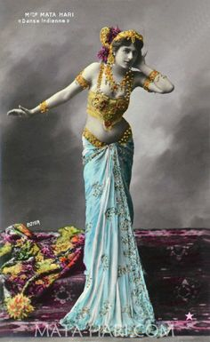Matahari.. the Russian spy..