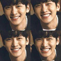 love his teethy smile Ji Chang Wook Smile, Ji Chang Wook Healer, Ji Chan Wook, Cute Celebrities, Korean Celebrities, Korean Actors, Dramas, Jikook, Ji Chang Wook Photoshoot