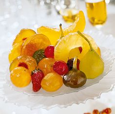 Chutney, Simple Syrup, Fruit Recipes, Fruit Salad, Sweets, Desserts, Cooking, Candy Bars, Marmalade