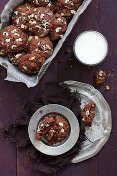 Brownie cookies.