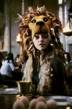 luna lovegood, harry potter, film, 2000s, 2009, harry potter and the half blood prince, Evanna Lynch