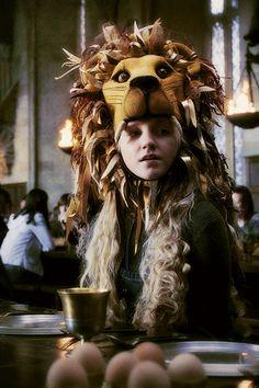 luna lovegood, harry potter, film, 2000s, 2009, harry potter and the half blood prince, Evanna Lynch