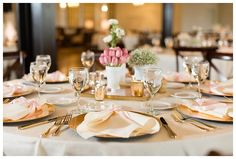 Reception Table Details | candice adelle photography VA MD DC wedding photographer Stone Tower Winery Wedding