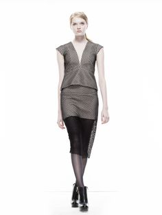 Abby - Tootsies Top + Skirt: Mason Photography: Kip Lott / Studio 404 HMUA: Shane Monden