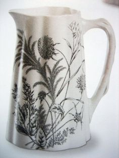 Arabia Kitchenware, Tableware, Ceramic Pitcher, Caramel Color, Pottery Vase, Porcelain Ceramics, Clay Art, Cool Artwork, Scandinavian Design