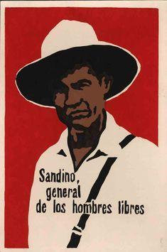 """Augusto César Sandino    """"La soberanía no se discute, se defiende con las armas en la mano."""""""