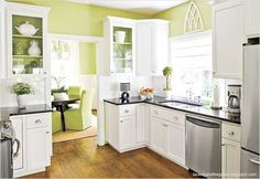 Many kitchen updates are easy and economical
